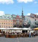 Beer Garden Old Riga | Latvia